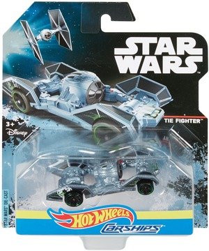Hot Wheels Star Wars Carship Classic Tie Fighter DPV27