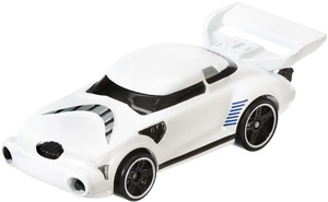 Hot Wheels Star Wars Rogue One Character Car Stormtrooper (Clean) DXP39