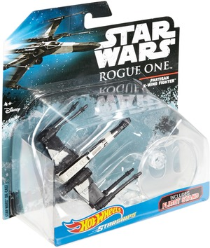 Hot Wheels Star Wars Rogue One Raumschiff X-Wing DYK03