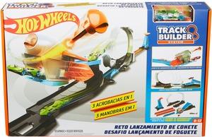 Hot Wheels Raketenstart Stunt Builder Challenge, 1 Fahrzeug inkl. ab 5 J. 30318160
