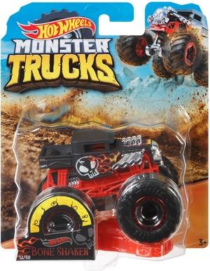 Hot Wheels Monster Trucks BS 1:64 Bone Shaker, Hot Wheels, Die-Cast, ab 3+ 30318918