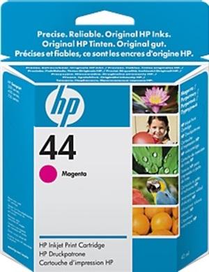 HP HP Ink Cartridge, 44, magenta 51644ME