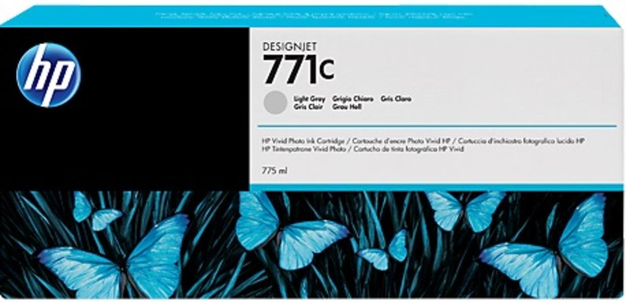 HP Tintenpatrone 771C light grey B6Y14A