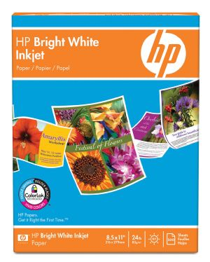 HP Bright White Paper 90g A4 C1825A