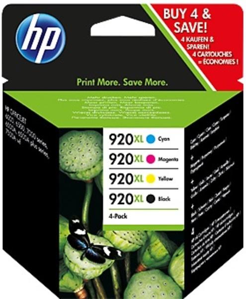 HP Combopack 920XL CMYBK 207633