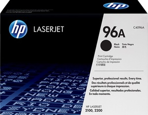 HP Toner, 96A, black