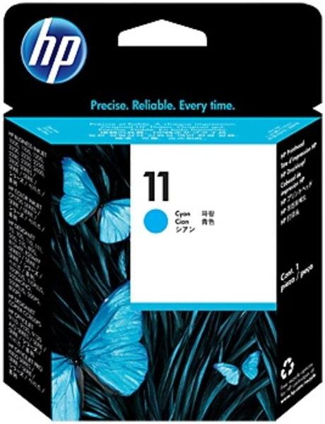 HP Printhead 11 cyan C4811A