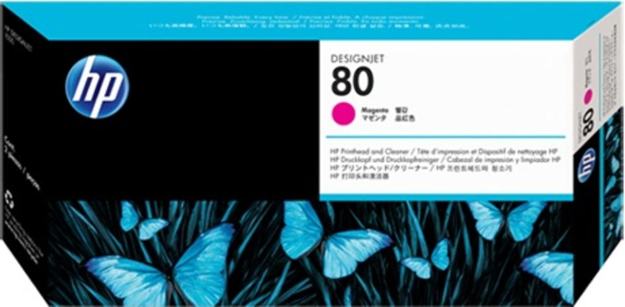 HP Printhead 80, magenta C4822A