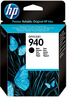 HP Cart 940 Officejet black C4902AE