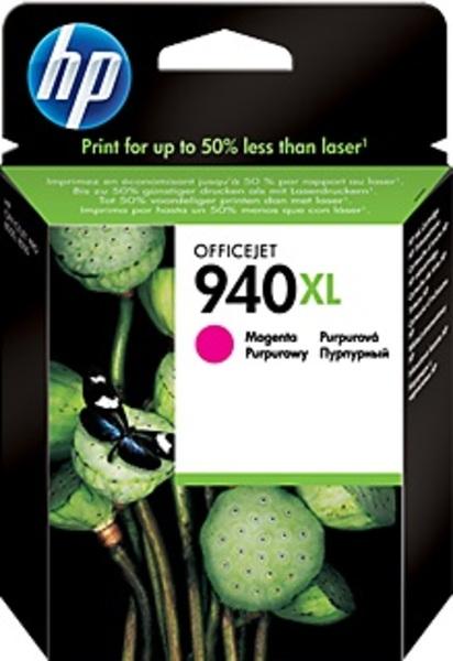 HP Tintenpatrone 940XL magenta C4908AE