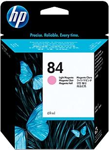 HP Ink Cartr., 84, li. magenta C5018A