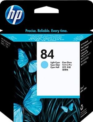 HP Printhead 84 light cyan C5020A