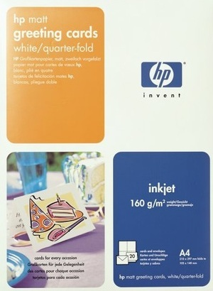 HP HP Greeting Card C6042A