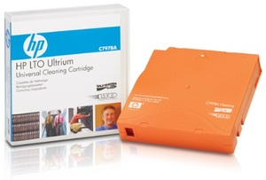 HP Cleaning Cartridge LTO Ultrium Tape C7978A
