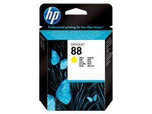 HP HP Ink Cartridge, 88, yellow C9388AE