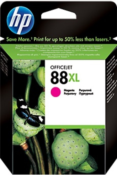 HP Ink Cartr., 88, magenta, XL C9392AE