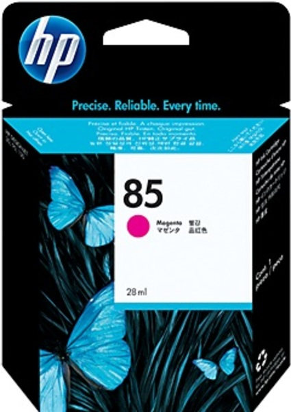 HP Ink Cartridge, 85, magenta C9426A