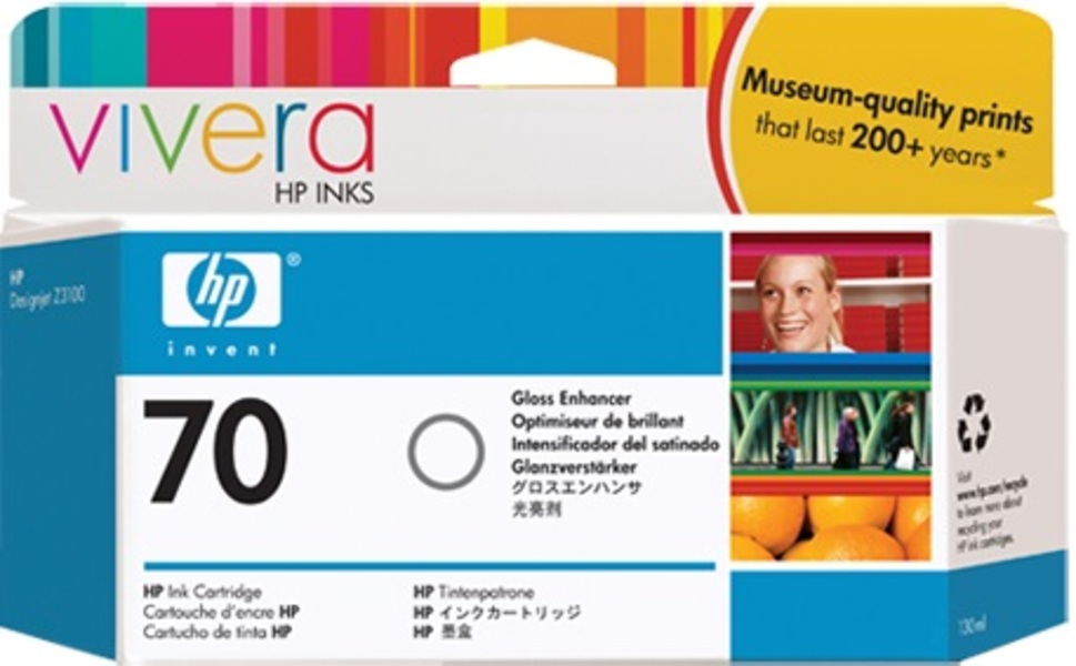 HP Ink Cartridge, 70 C9459A