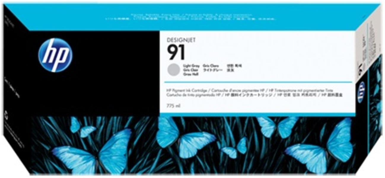 HP Ink Cartr. 91, light grey C9466A
