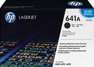 HP HP Toner, 641A, black C9720A