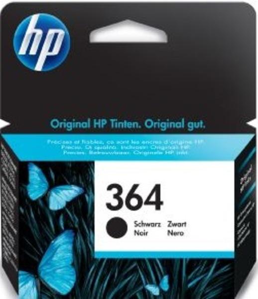 HP Tintenpatrone 364 schwarz CB316EE