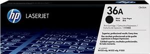HP CB436A Druckkassette schwarz CB436A