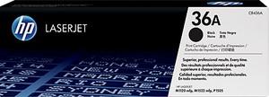HP Toner 36A / schwarz / doppelpack CB436AD