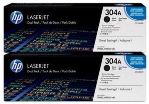 HP Toner/Black Cartridge ColorSphere Dua CC530AD
