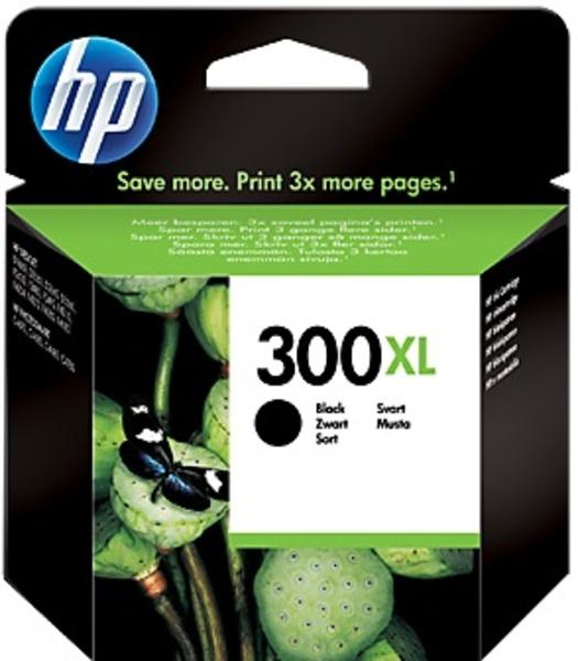 HP Tintenpatrone 300XL schwarz CC641EE