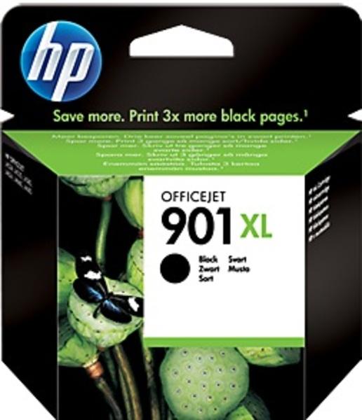 HP Tintenpatrone 901XL schwarz CC654AE