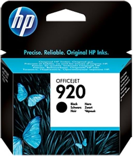 HP Cart No920 420sh f AiO OJ6500 schwarz CD971AE