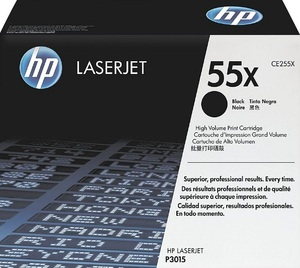 HP CE255X Toner/Black Cartridge CE255X