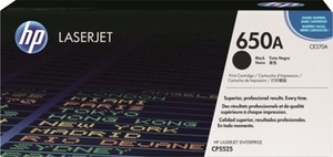 HP Toner CE270A / schwarz CE270A