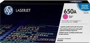 HP Toner CE273A / magenta CE273A