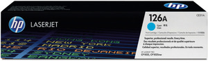 HP Toner 126A / cyan CE311A