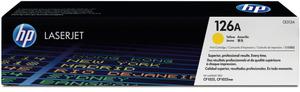 HP Toner 126A / gelb CE312A