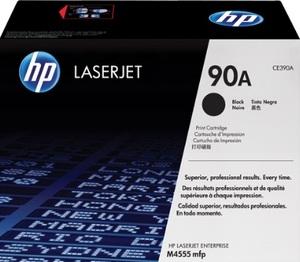 HP Toner CE390A / schwarz CE390A