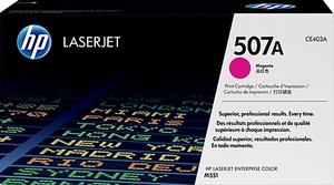 HP Toner 507A / magenta CE403A