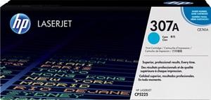 HP Toner/Cyan f CP5225 7300sh ColorSphe CE741A