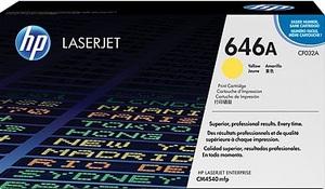 HP Toner CF032A / gelb CF032A