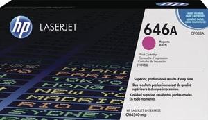 HP Toner CF033A / magenta CF033A