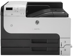HP LaserJet Enterprise M712dn/ML A3, CF236A