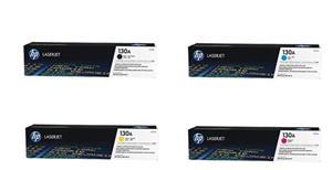 HP HP Toner-Set bestehend aus je 1x CF350A, CF351A, CF352A, CF353A = 4x 130A CF350ASet