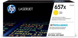 HP 657X LaserJet Original Toner Gelb Hohe Kapazität CF472X