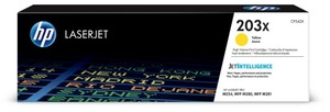 HP 203X Original Yellow LaserJet Toner Cartridge CF542X