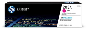 HP 203A Original Magenta LaserJet Toner Cartridge CF543A