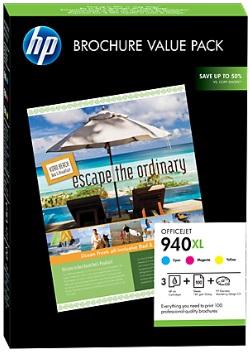 HP Photopack 940XL CMY CG898AE