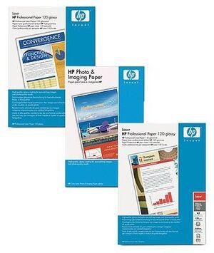 HP Paper/Pro Laser Gloss A4 250sh 120gsm CG964A