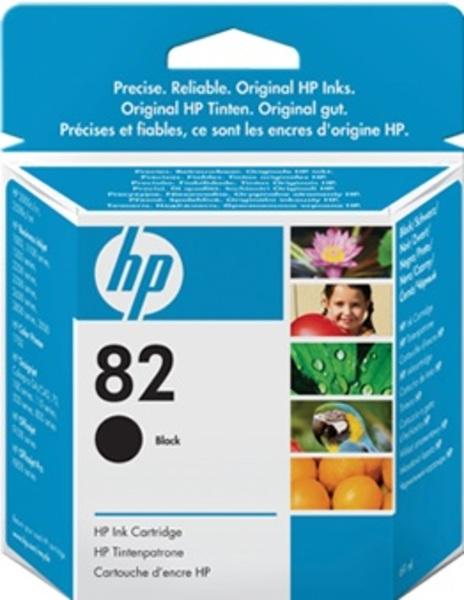 HP No 82 Ink Cart/Black 69ml CH565A