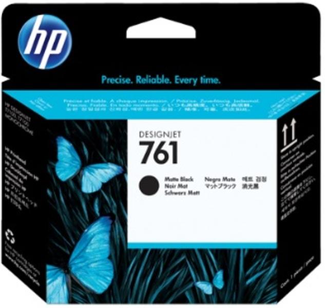 HP No 761 Matte Black/Matte Black P/H CH648A
